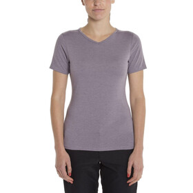 Giro Mobility T-Shirt Women V-Neck grey ridge heather